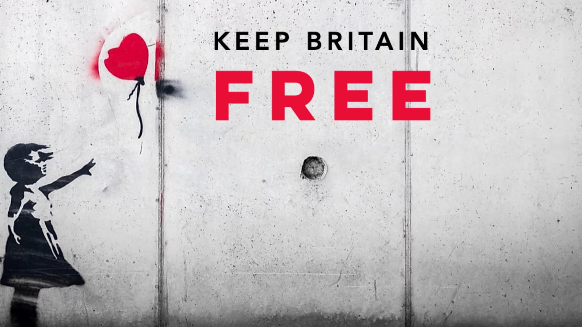 Keep Britain Free